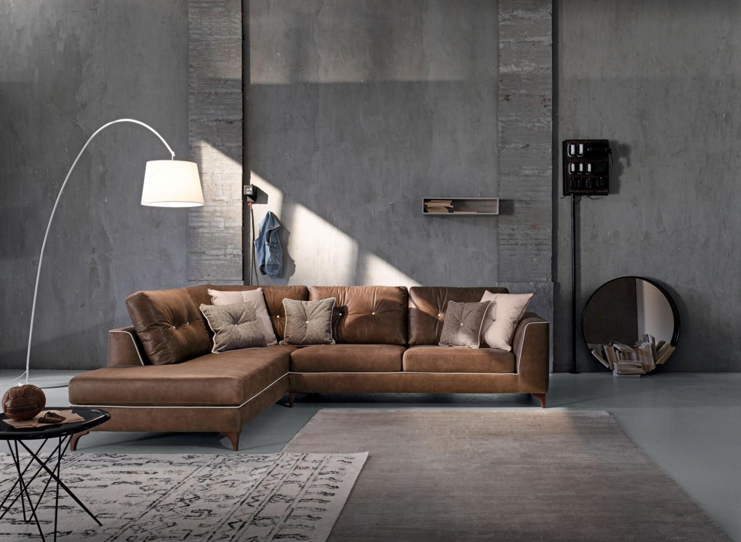 Divano steven le comfort centro dell 39 arredamento di savona - Divano le confort ...