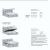 letto modo info tecniche dimensioni e misure al centro dell'arredamento ligure