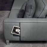dettaglio tasca divano russell le comfort
