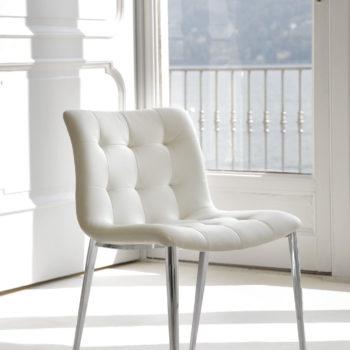 sedia kuga bianca