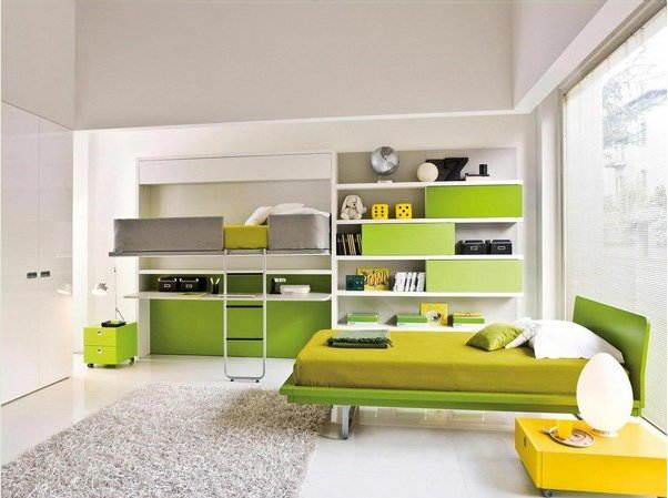 Clei a savona scrittoi e tavoli che diventano comodi letti for Centro dell arredamento savona