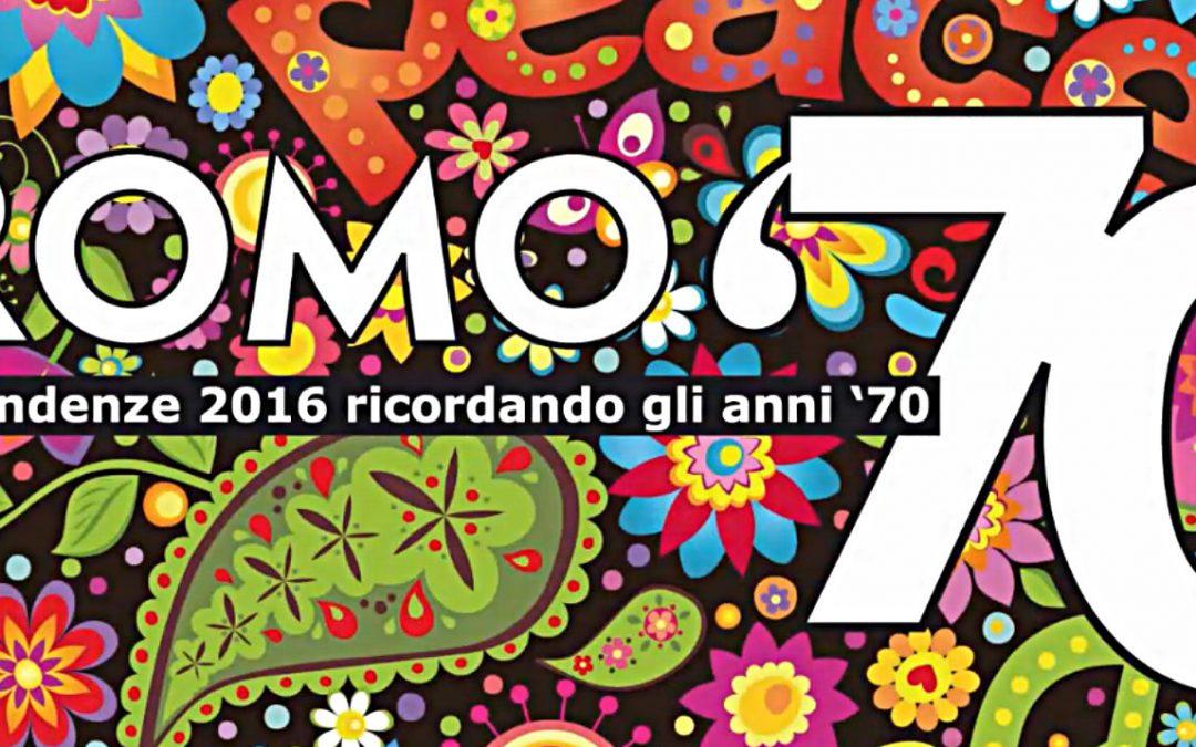 Promo70: una percorso molto speciale nelle icone degli anni 70