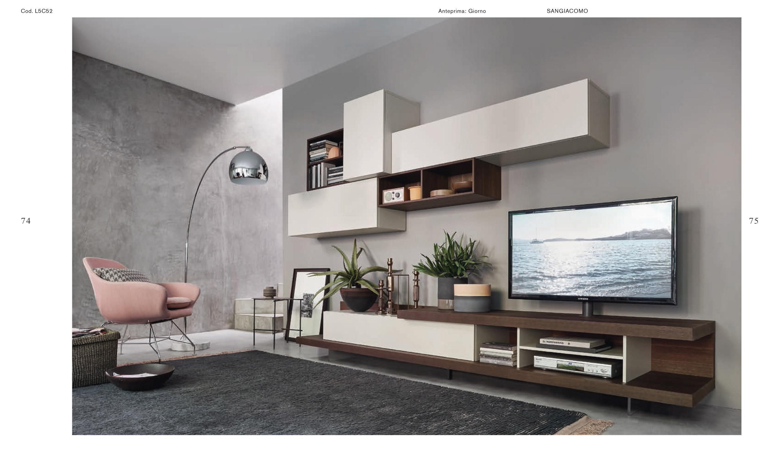 Lampo sangiacomo centro dell 39 arredamento di savona - Caccaro mobili catalogo ...