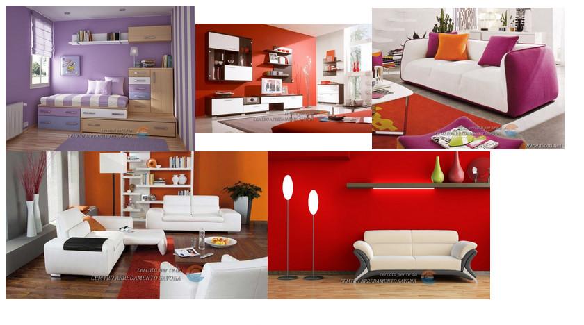 """... """" nascosti dei colori per valorizzare la vostra camera da letto"""