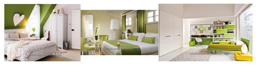 """Come utilizzare i """"poteri"""" nascosti dei colori per valorizzare la vostra camera da letto?"""