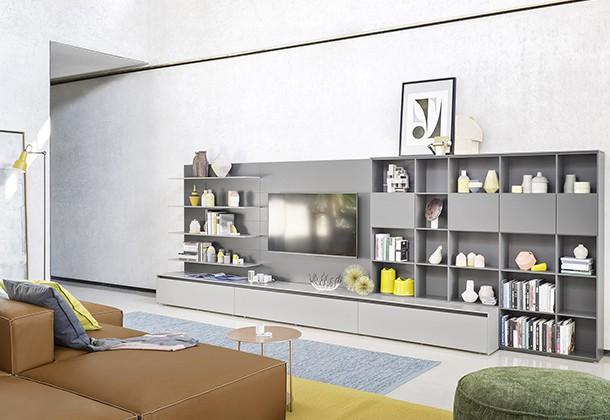 Wall 12 novamobili centro dell 39 arredamento di savona for Mobili giorno moderni