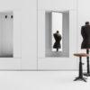 specchio roomy caccaro centro dell'arredamento ligure