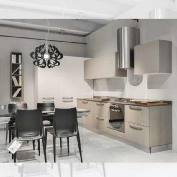 Cucina comp. \'Asia-Petra-Glass\' - ARREDO3