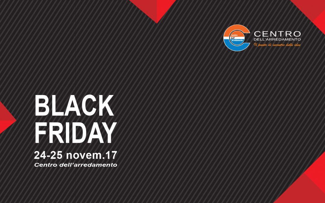 Black Friday a Savona il 24-25 Novembre_Centro dell'arredamento