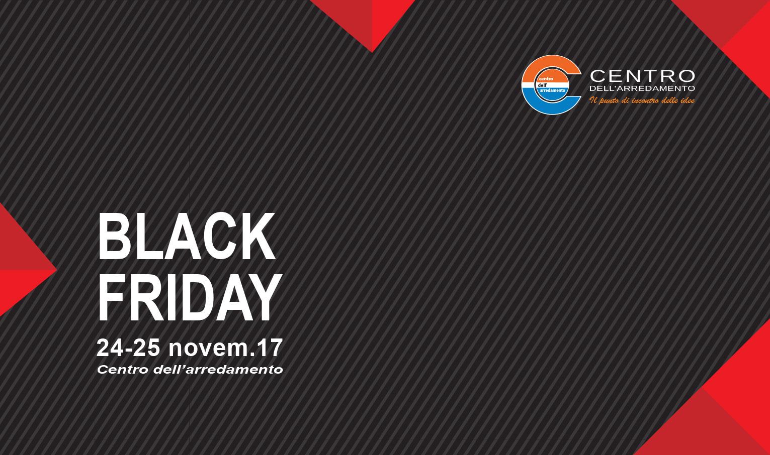 Black friday a savona 24 25 novembre centro dell for Black friday arredamento