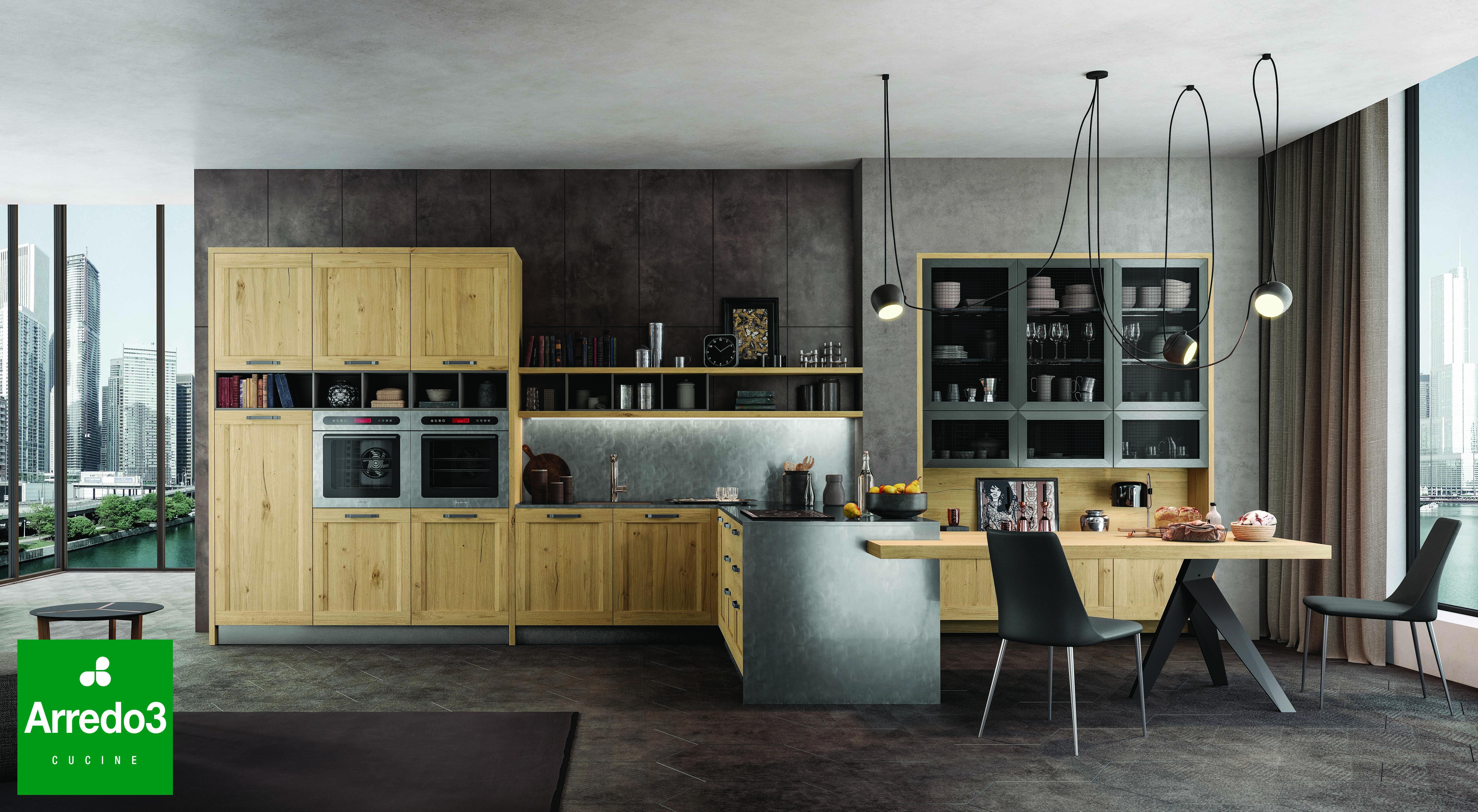 Cucina Asia - Arredo3 - Centro Dell\'arredamento di Savona