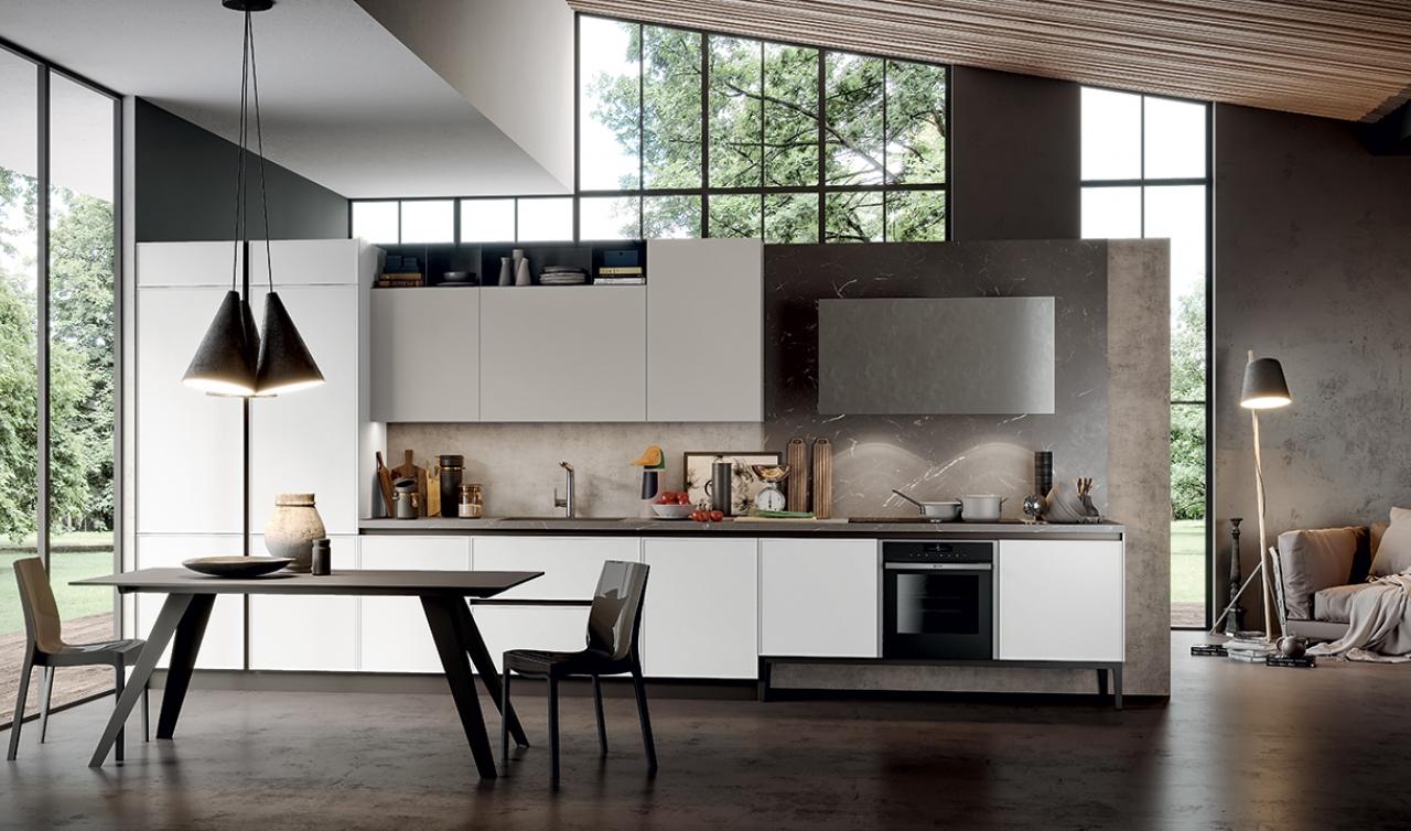 Cucina aria arredo3 centro dell 39 arredamento di savona - Arredo3 cucine moderne ...