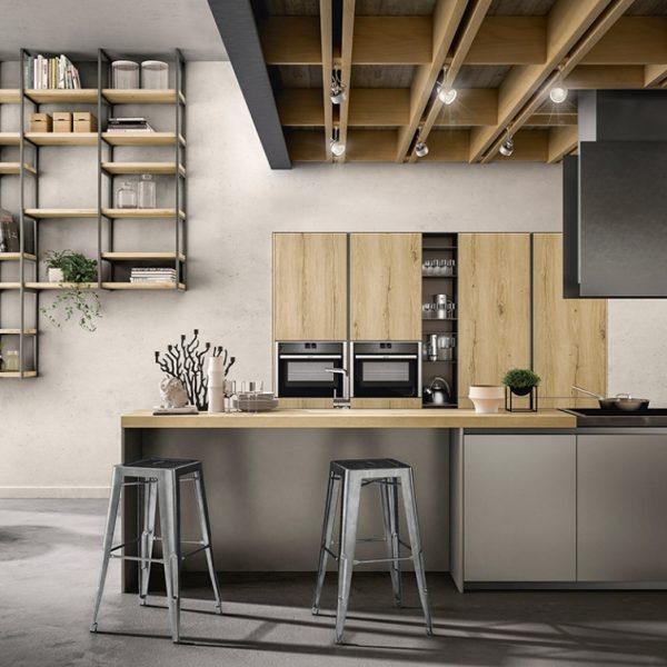 Cucina Zetasei - Arredo3 - Centro Dell\'arredamento di Savona