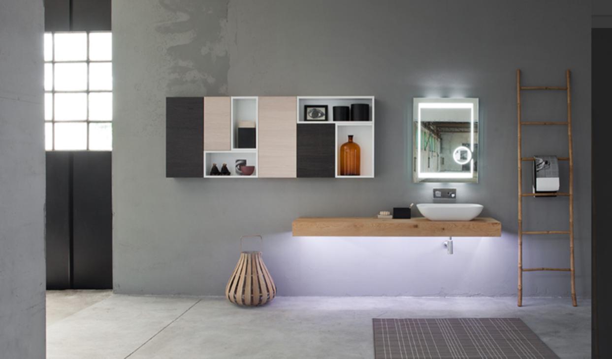 Arredo bagno compab centro dell 39 arredamento di savona for Centro convenienza arredo bagno
