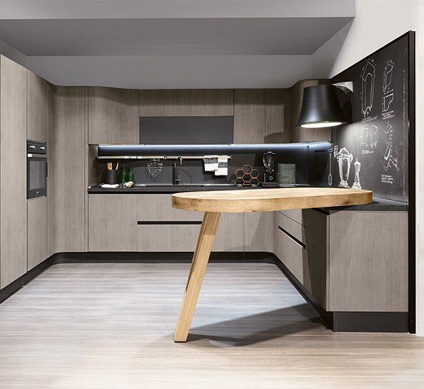 Cucina Penelope- Aran Cucine - Centro Dell\'arredamento di Savona
