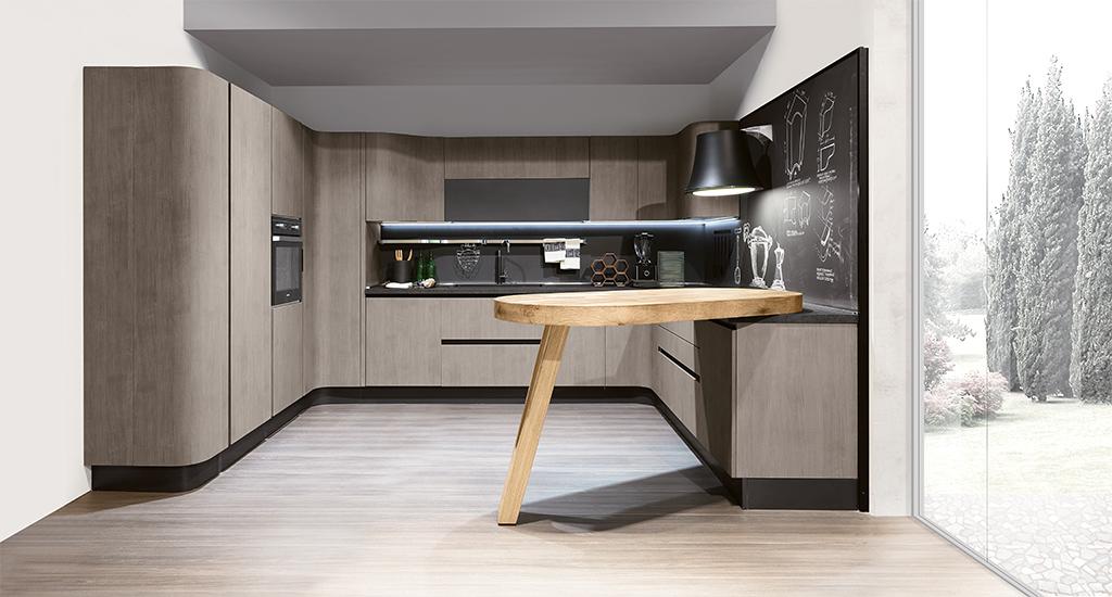 Cucina penelope aran cucine centro dell 39 arredamento di - Aran cucine catalogo ...