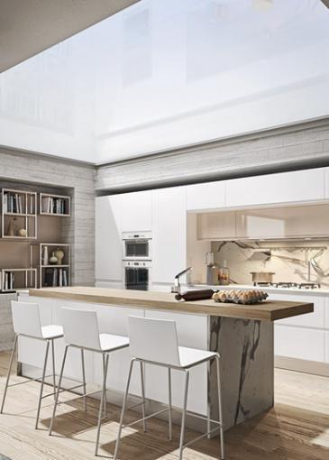 Cucina Pura - Artec - Centro Dell\'arredamento di Savona