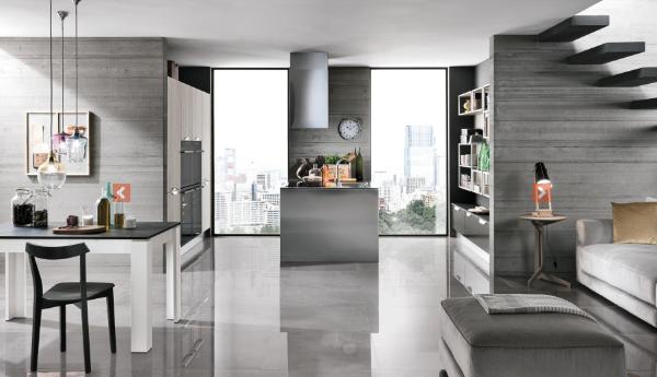 Cucina Essenza - Artec - Centro Dell\'arredamento di Savona