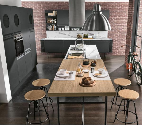 Cucina Isla - Artec - Centro Dell\'arredamento di Savona