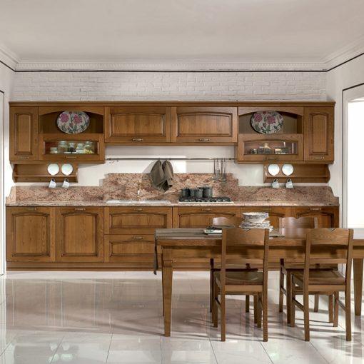 Arredo3 - Arredo 3 Scorze | cucina componibile con maniglie ...