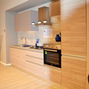 cucina scontata artec modello linea al centro dell'arredamento ligure