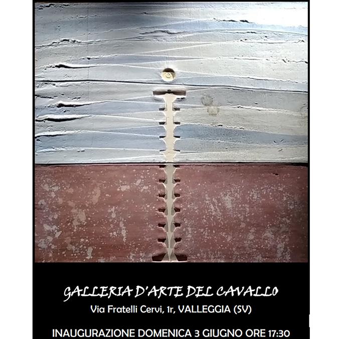 Mostra personale delle Ceramiche di Gianmario Vigna  mostra di ceramiche -Galleria d'Arte del Cavallo