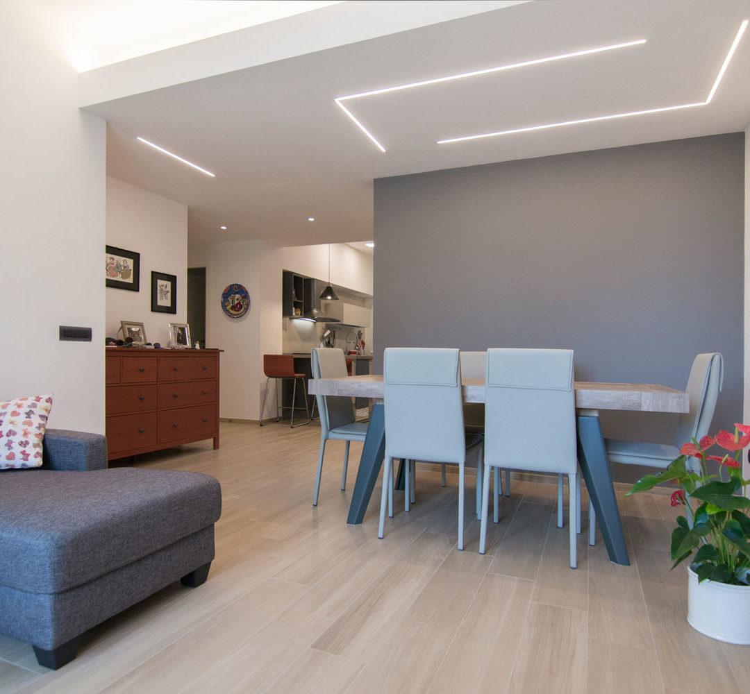 vista-zona giorno-ristrutturazione-casa-centro-arredamento-ligure-savona