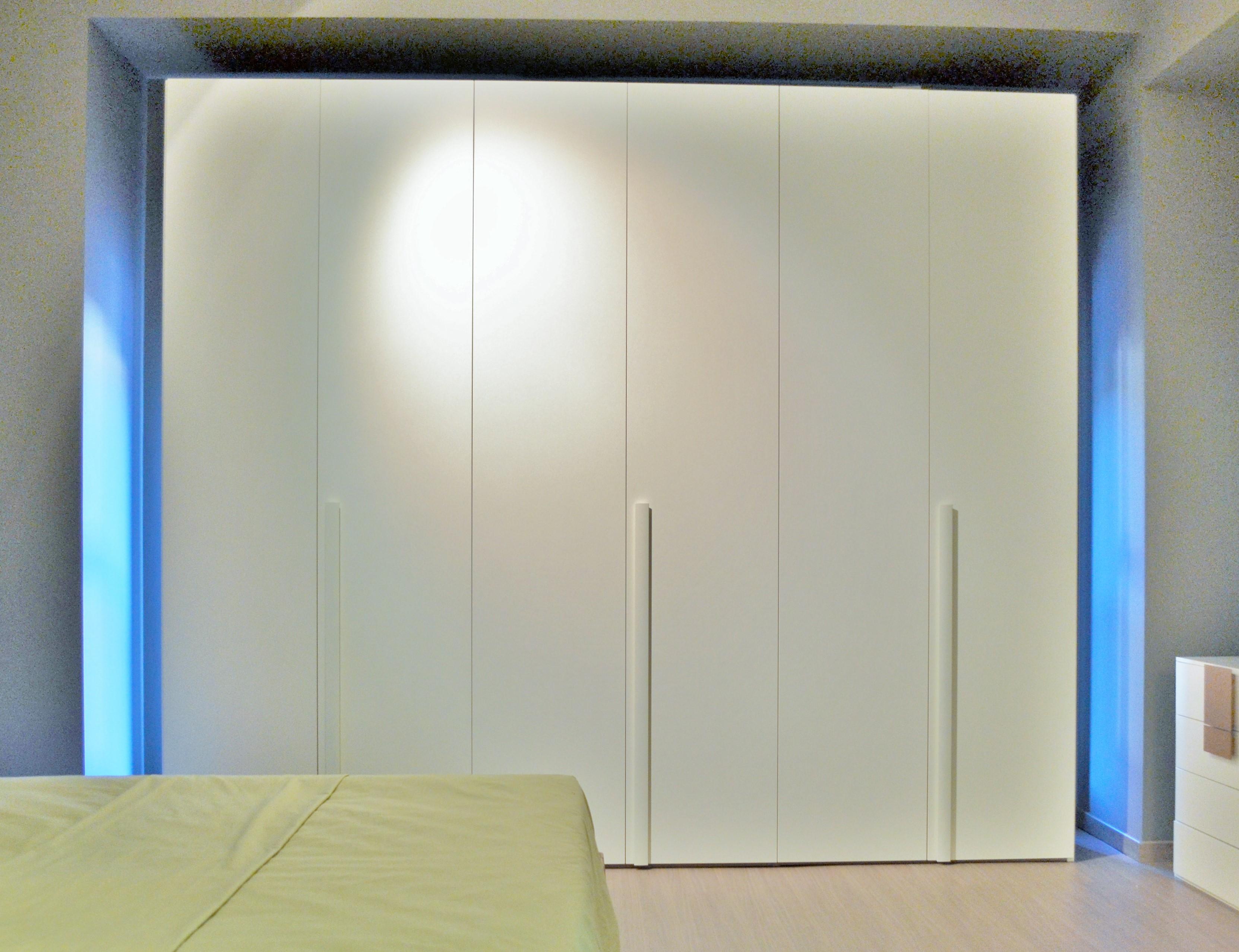 Centro dell 39 arredamento savona armadio alfa bianco 6 ante - Arredo bagno savona ...