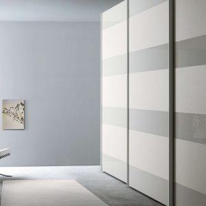 armadio scorrevole stripe by sangiacomo al centro dell'arredamento di savona
