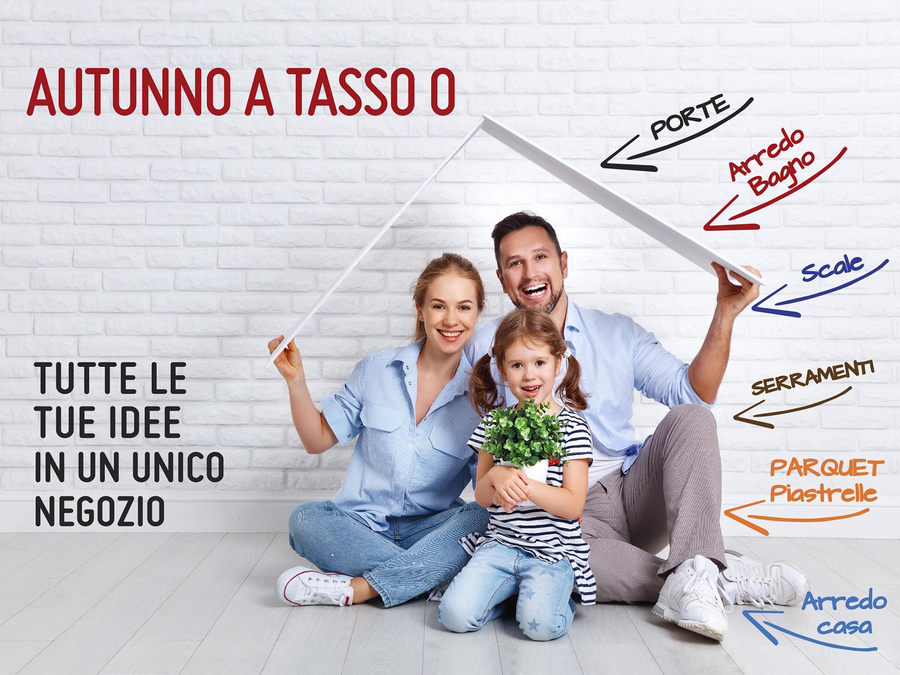 centro dell'arredamento ligure ottobre novità maggiore offerta nuovi reparti tasso 0
