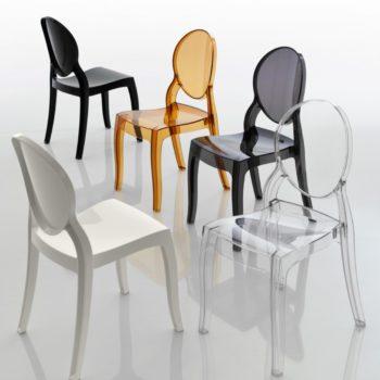 sedia smeralda by eurosedia design al centro dell'arredamento ligure