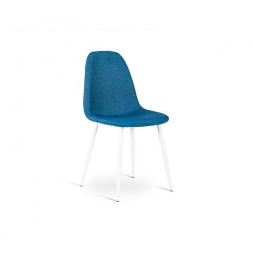 sedia moderna blu mod. annalisa by stones al centro dell'arredamento ligure