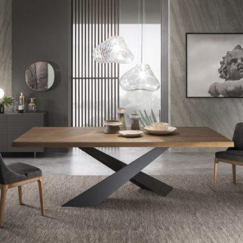 tavolo moderno living by riflessi al centro dell'arredamento ligure