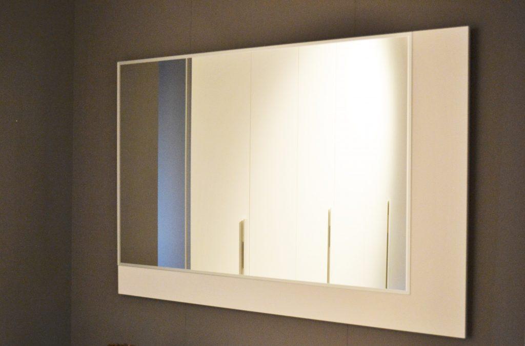Specchio vanity novamobili centro dell 39 arredamento di savona - Lo specchio retrovisore centrale ...