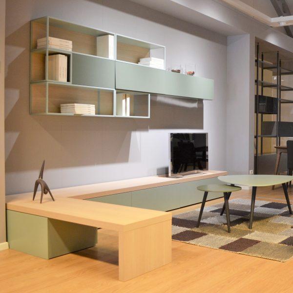Centro dell 39 arredamento savona soggiorno moderno novamobili for Centro dell arredamento osnago