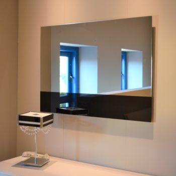 specchio moderno eidos by bontempi al centro dell'arredamento ligure
