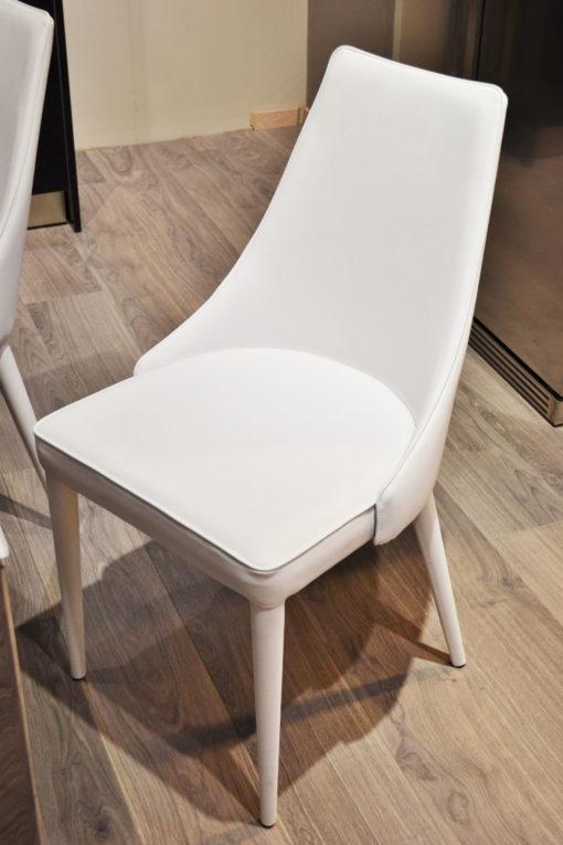 sedia clara by bontempi al centro dell'arredamento ligure