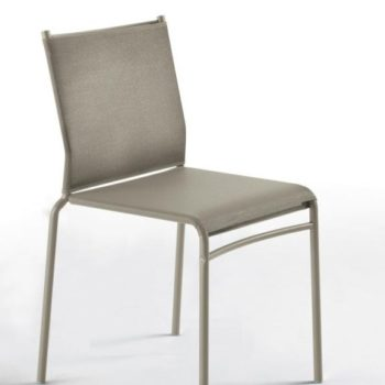 sedia liù by bontempi al centro dell'arredamento ligure