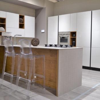cucina arredo3 modello round al centro dell'arredamento ligure