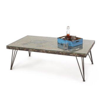 tavolino Atlantide by Bizzotto al Centro dell'Arredamento ligure