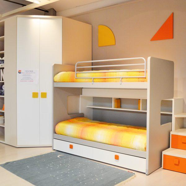 Comp. cameretta-Doimo Cityline-In offerta-Centro Dell\'arredamento di ...