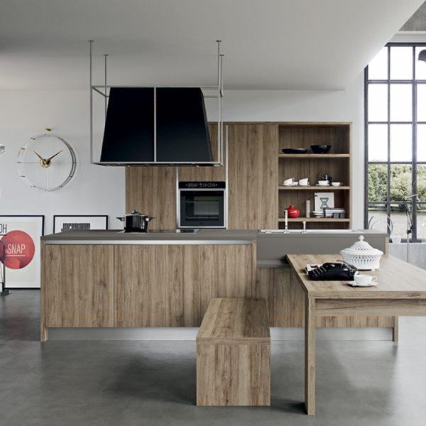 Cucina Kalì - Arredo3 - Centro dell\'Arredamento di Savona