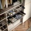 armadio dettaglio novamobili middle al centro dell'arredamento ligure