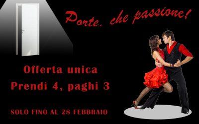 Porte, che passione! – Febbraio 2019