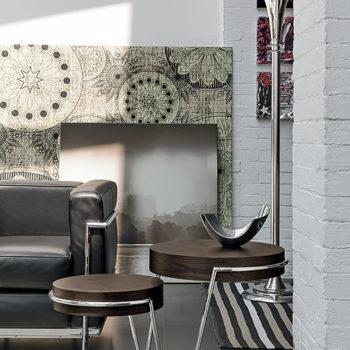 tavolini gemini comodini al centro dell'arredamento ligure