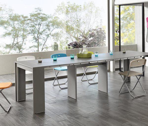 Centro dell 39 arredamento savona consolle tavolo stones for Centro convenienza tavoli e sedie