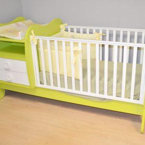 lettino singolo baby colombini scontato del 35% al centro dell'arredamento ligure