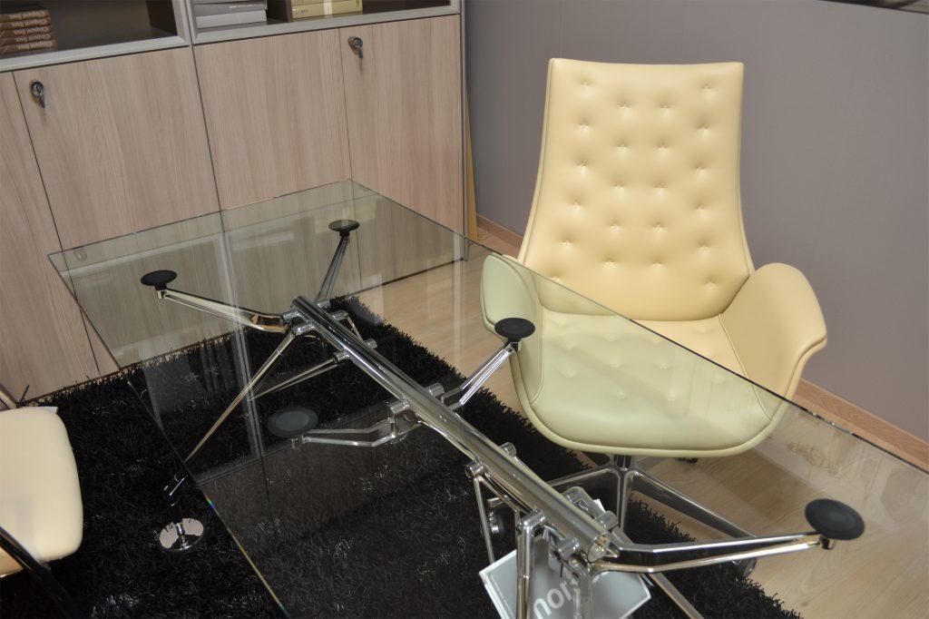 tavolo ufficio nomos office inn expo al centro dell'arredamento ligure