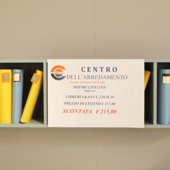 libreria cameretta in offerta doimo cityline al centro dell'arredamento ligure