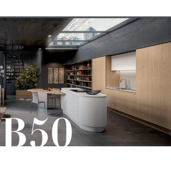 Cucina BERLONI - B50 - Centro Dell\'arredamento di Savona